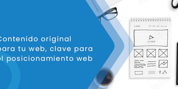 El contenido original para tu web